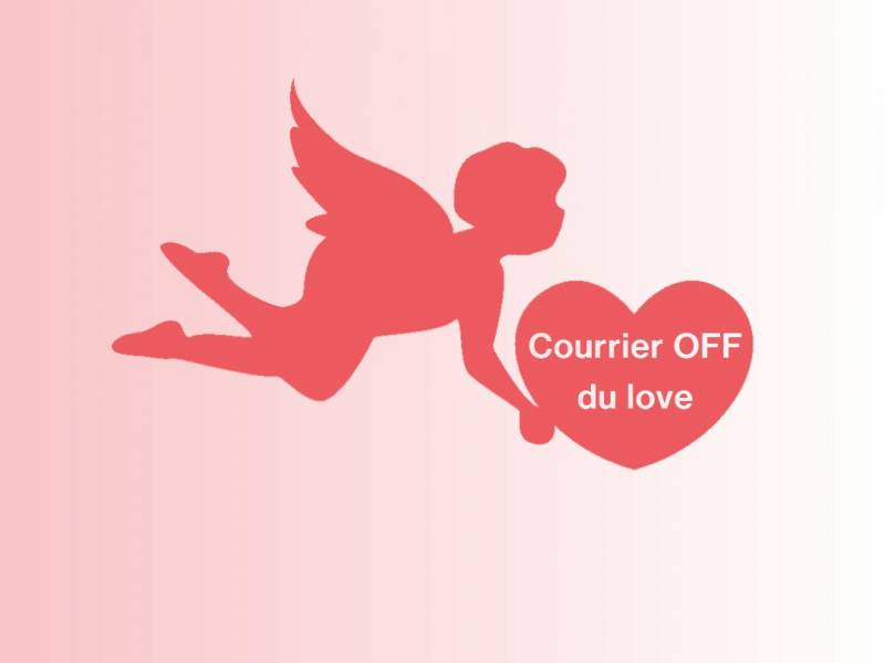 Courrier Off du love